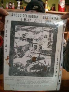 Cartel Gregorio Fernández
